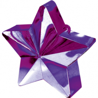 Ballongewicht Star Purple 150 g - 1 St.