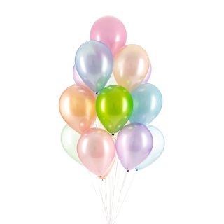 Luftballons Pearl Ivory 50 St.