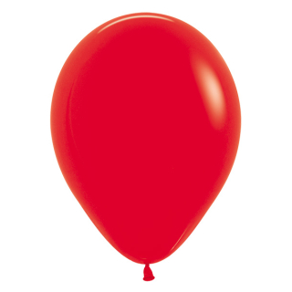 Luftballons Red 50 St.
